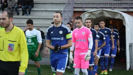 Brice Krizman (FC Echirolles): «Après tout ce que le club a fait pour moi, c'est normal de l'aider»