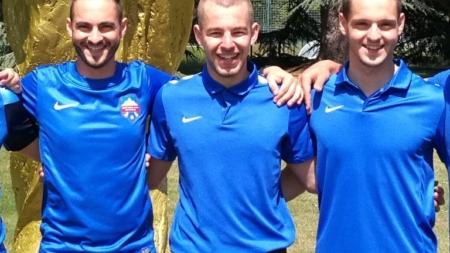 Nicolas Brotons nommé arbitre Fédéral 4