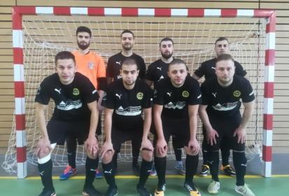 Coupe Nationale Futsal : FC Chavanoz – UJS Toulouse inversé