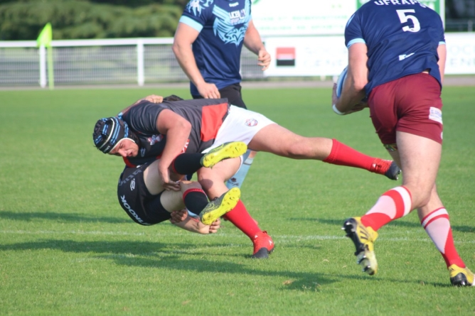 #Communiqué – France U – Angleterre U  de rugby à Chambéry ce dimanche