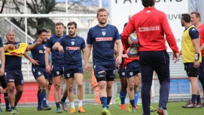 FC Grenoble : les photos de l'entraînement du jour