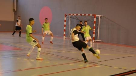 Le Futsal Lac d'Annecy tient sa remontada et s'évite le pire