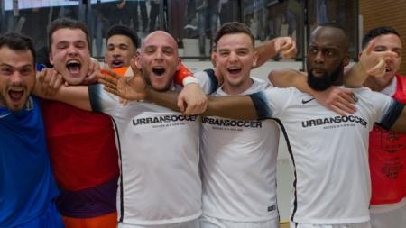 Le Futsal Saône Mont d'Or a remis ça et disputera les demi-finales de la coupe nationale !