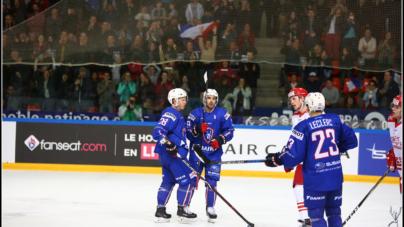 La France reçoit la Lettonie ce dimanche à Pôle Sud