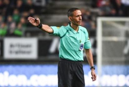 Un arbitre isérois en finale de la Coupe de France
