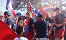 L'avant-match FCG – Biarritz en images