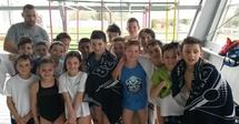 Les jeunes nageurs du NC Alp 38 poursuivent leur apprentissage