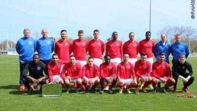 Coupe UEFA des Régions : la sélection Auvergne Rhône-Alpes s'incline en finale nationale