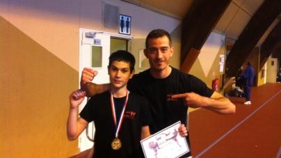 Guillaume Vaquer (GUC Bando Kick-Boxing) : «Impatient de découvrir ce que l'avenir leur réserve»