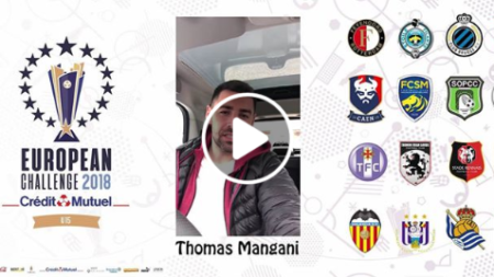 Découvrez le teaser de l'European Challenge, tournoi international U15 organisé par le SOPCC