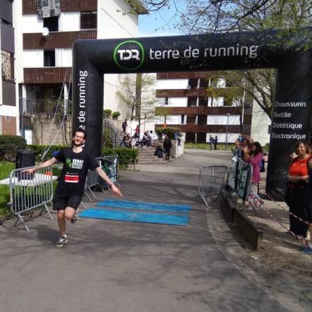 Les résultats de l'Urban Cross Grenoble 2018