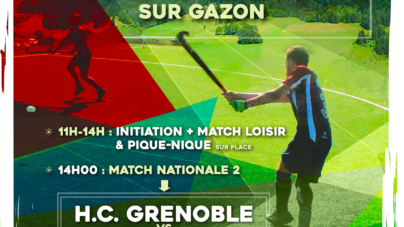 Hockey club Grenoble : le programme des prochaines semaines