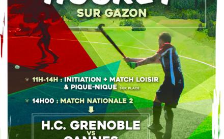 Hockey club Grenoble : le programme des prochaines semaines