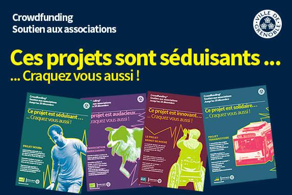 Financement participatif :  la Ville de Grenoble a lancé un dispositif d'accompagnement