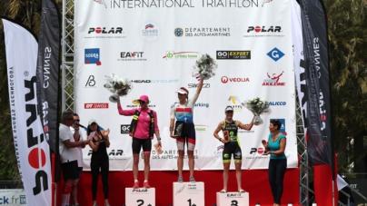 Cannes International Triathlon – Gay-Pageon sur le podium, Pasteur 4ème