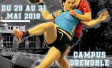 Le championnat de France Universitaire de Handball N2 aura lieu du 29 au 31 mai à Grenoble