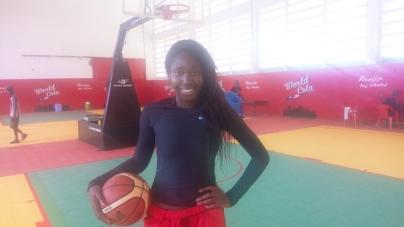 Aicha Mara 3ème recrue du Pays Voironnais BC