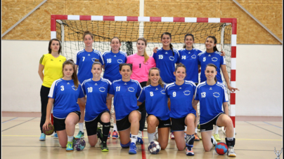 Le championnat de France Universitaire de Handball en images