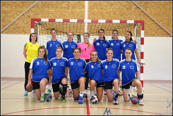 Le championnat de France Universitaire de Handball en images
