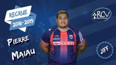 Pierre Maiau quitte le FCG pour Vannes