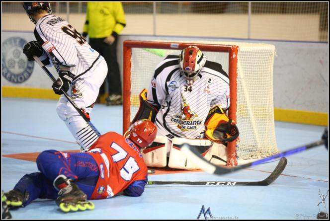 Les Yeti's Grenoble éliminés en quart de finale