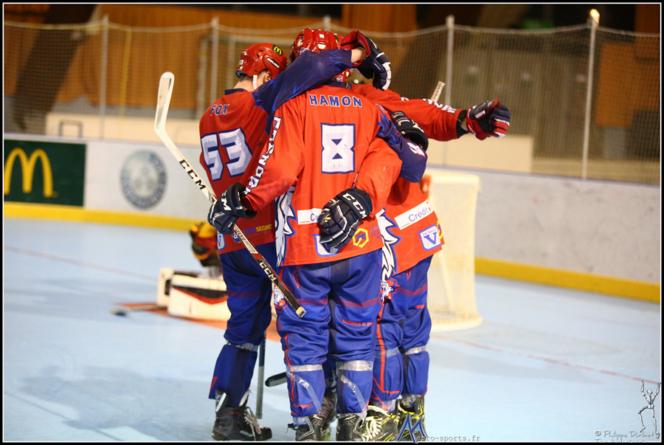 Cinq Grenoblois en équipe de France pour les championnats du monde de roller-hockey !