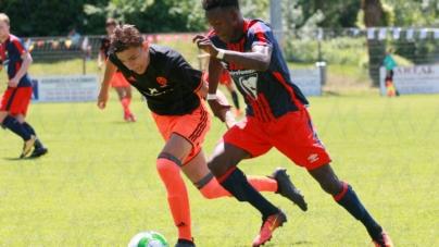 Valencia CF – SM Caen : la finale de l'European Challenge en images