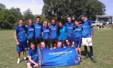 Grenoble INP double champion de France FFSU d'Ultimate