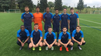 Football Universitaire : les équipes de l'Université Grenoble Alpes s'arrêtent en quart