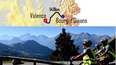 Le Grenoble Métropole Cyclisme 38 Eybens Formation présente la DéfiNoise Santé