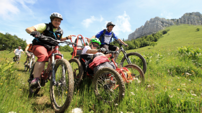 Raid in the City : un challenge multisport handi-valide en plein cœur de Grenoble