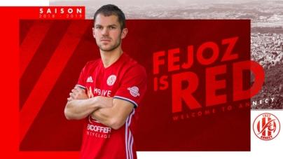 Jérémy Féjoz rejoint le FC Annecy !