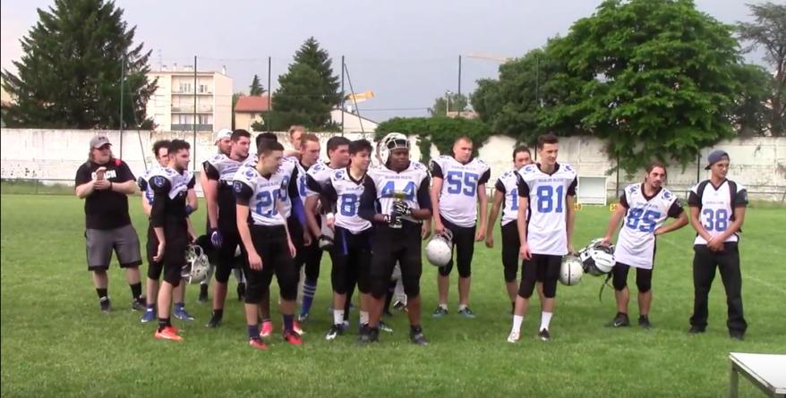[Vidéo] Défaite des U19 des Diables Bleus de Grenoble en finale territoriale contre les Sharks de Valence