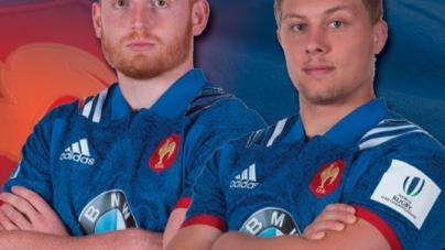 L'équipe de France U20 de Berruyer et Geraci championne du monde !