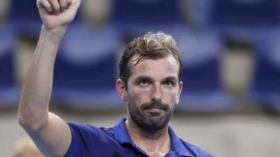 Julien Benneteau sera le parrain de l'édition 2018 du tournoi ITF Eau Thermale d'Uriage