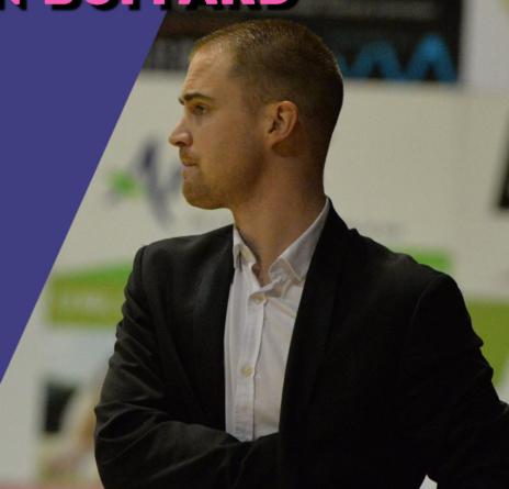 Un nouvel entraîneur au Pays Voironnais Basket Club
