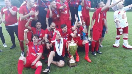 Le FC Salaise remporte la coupe Auvergne Rhône-Alpes