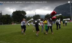 Retour en vidéo sur le Challenge U12 Julien Alpes Métropole 2018