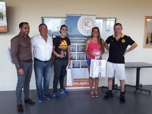 Open Agda de Grenoble : Thomas Szewczyk et Ornella Caron vainqueurs
