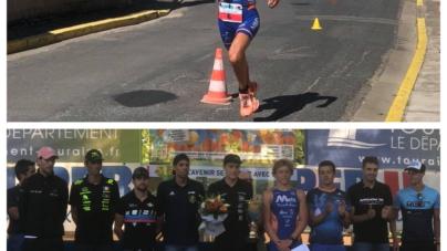 Triathlon de Nouatre : Garabedian s'impose, Margirier deuxième