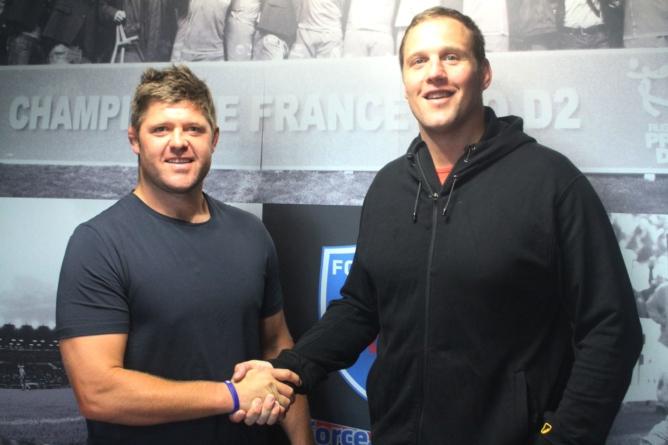 Le FC Grenoble engage un pilier gauche sud-africain