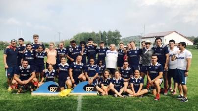 Des Grenoblois participeront aux mondiaux universitaires de rugby à 7
