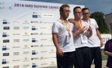 Clément Colomby remporte l'argent aux Jeux Européens INAS