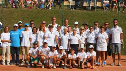 Retour sur en images sur l'édition 2017 de l'ITF Uriage
