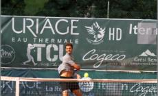 ITF Eau Thermale d'Uriage: un «fantastique» début de compétition