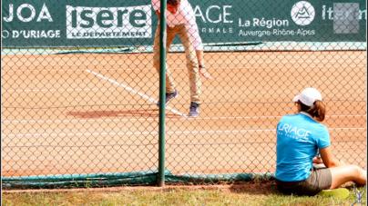 #Tennis – Uriage Eau Thermale 2019 : résultats et programme du 17 juillet