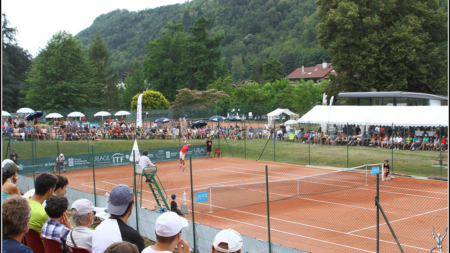 ITF Uriage Eau Thermale 2019 : le programme des demi-finales