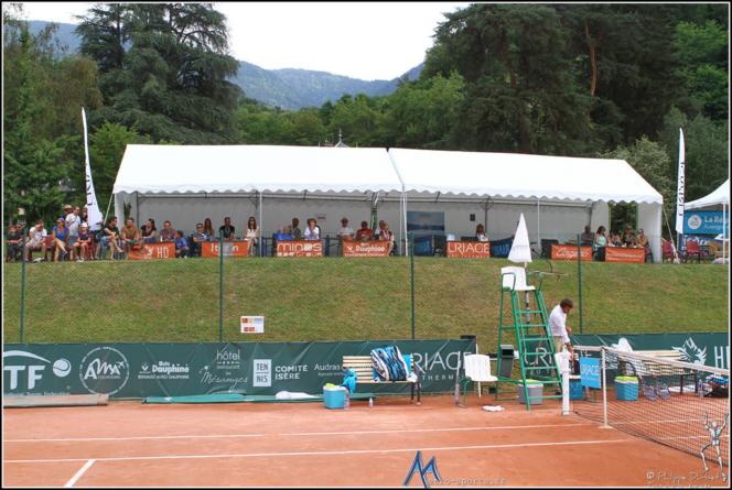 #Tennis –  ITF d'Uriage : la finale attendue