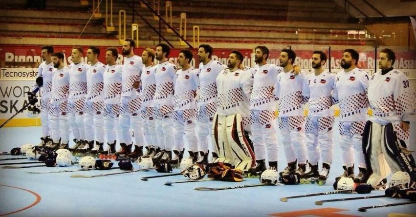 L'équipe de France de roller-hockey vice-championne du monde