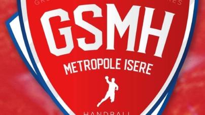 Défaite chez un concurrent pour le GSMH38 Handball